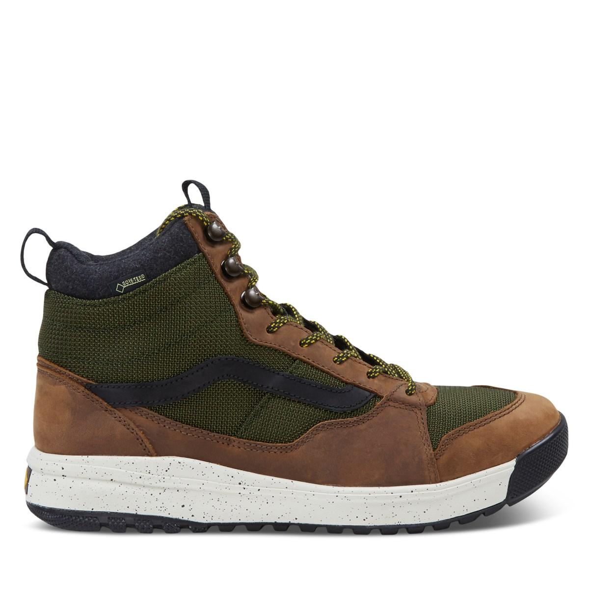 Men's UltraRange MTE Hi Gore-Tex Boots in Brown