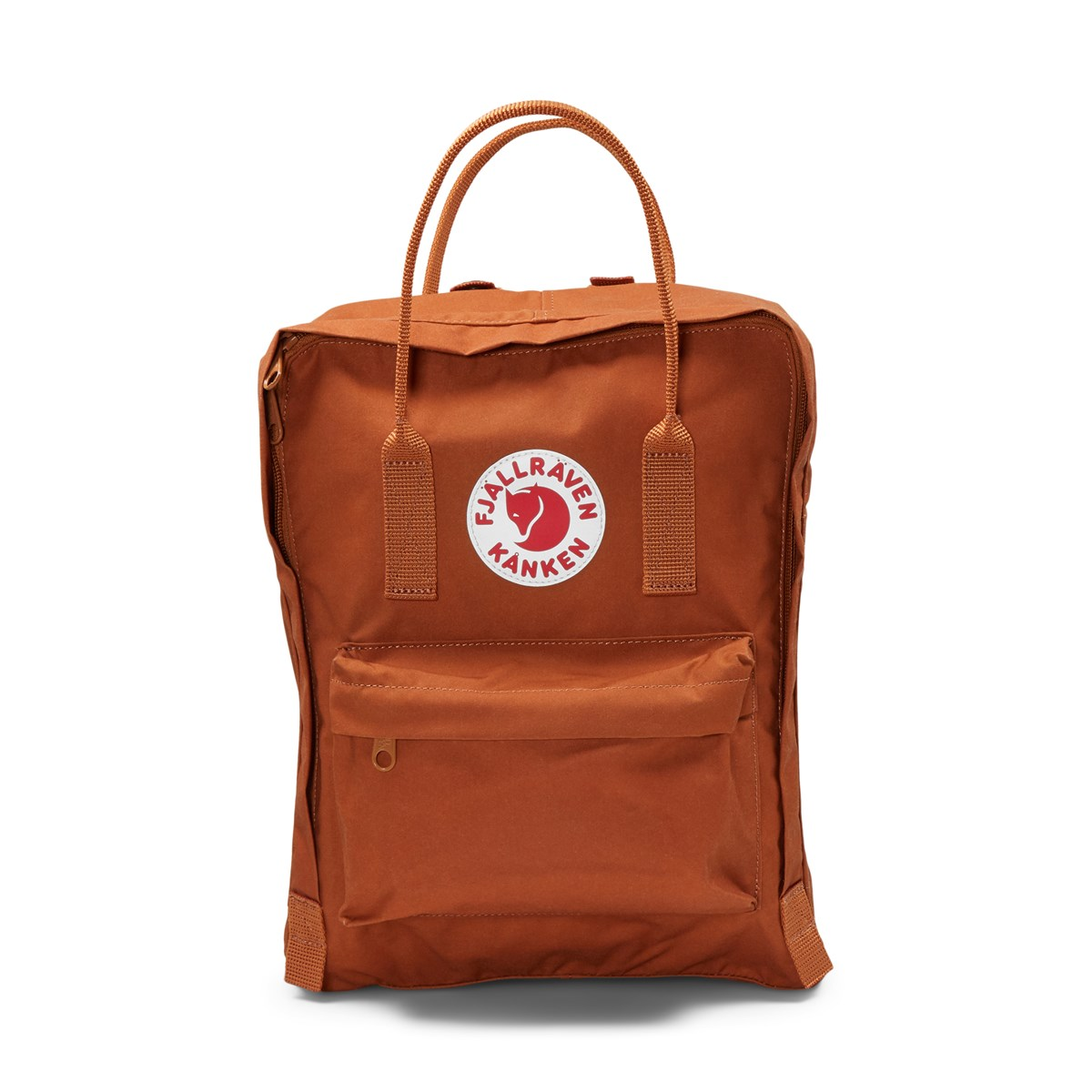 Kanken Backpack in Dark Orange