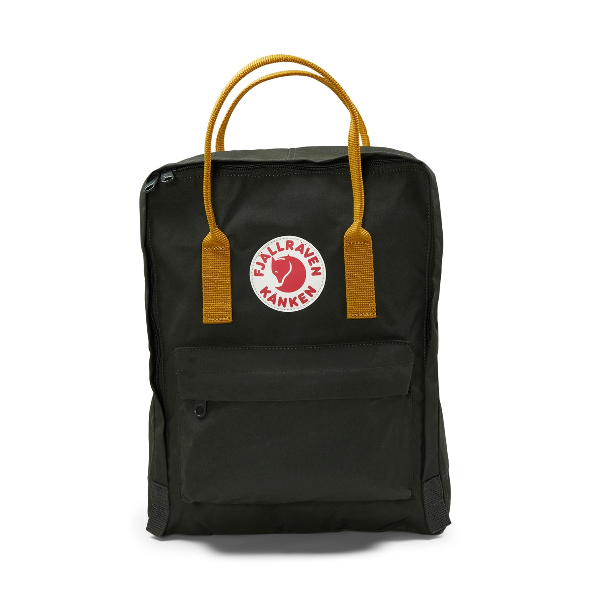 Kanken No. 2 Backpack in Dark Green
