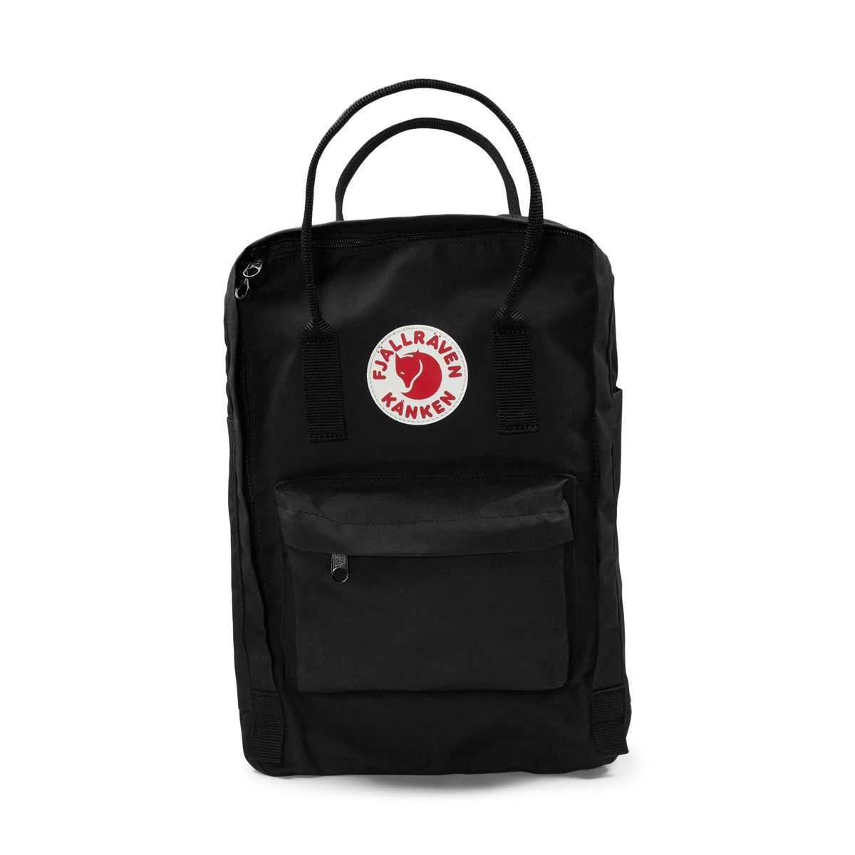 Kanken 15 Backpack in Black