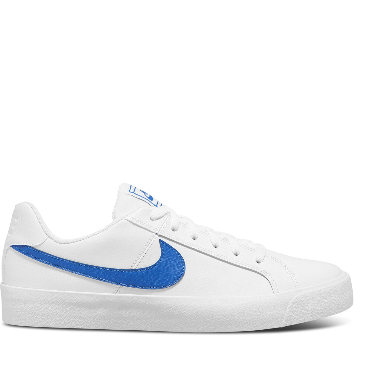 Men's Court Royale Sneakers in White