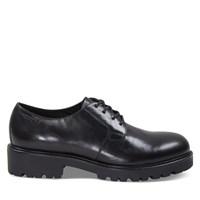 Chaussures à lacets Kenova noires pour femmes