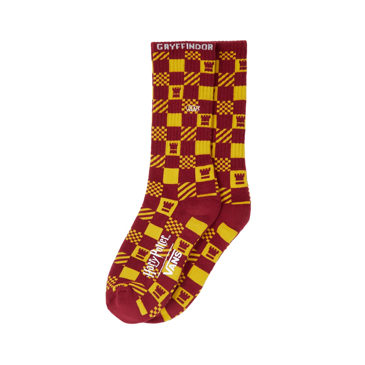 Men's Harry Potter Crew Socks