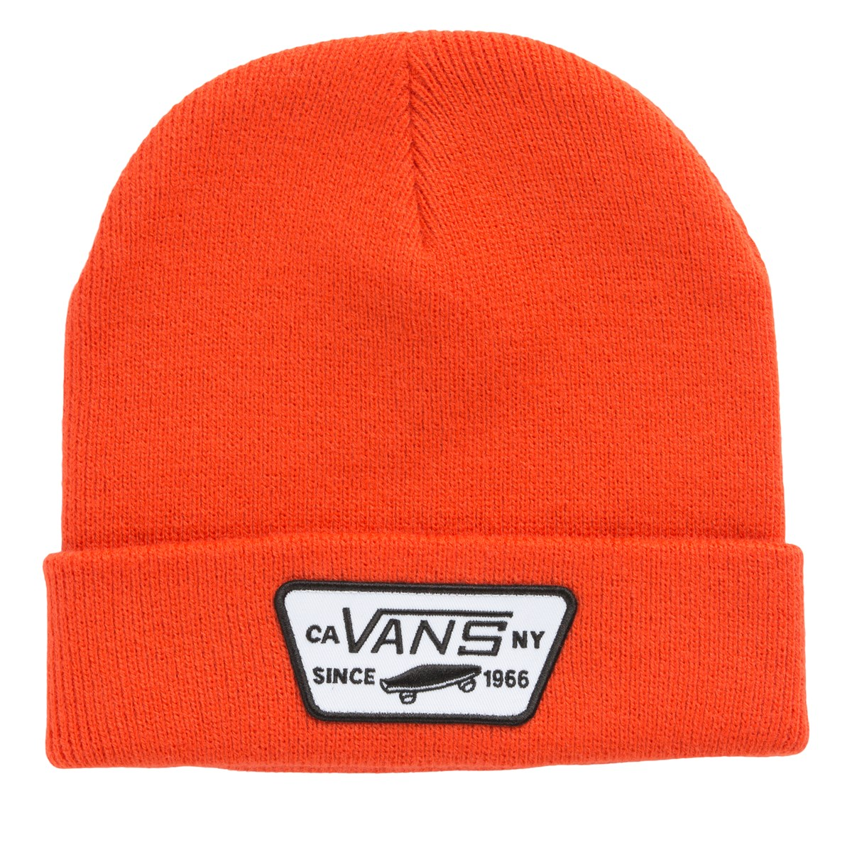Milford Beanie in Orange