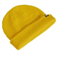 Core Basics Beanie in Yellow