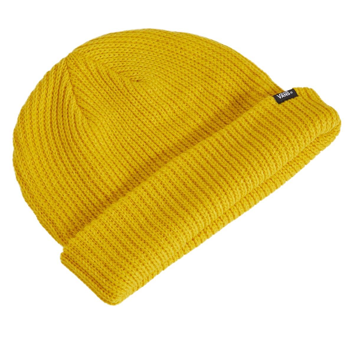 Core Basics Beanie in Yellow