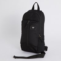 Warp Crossbody Bag in Black