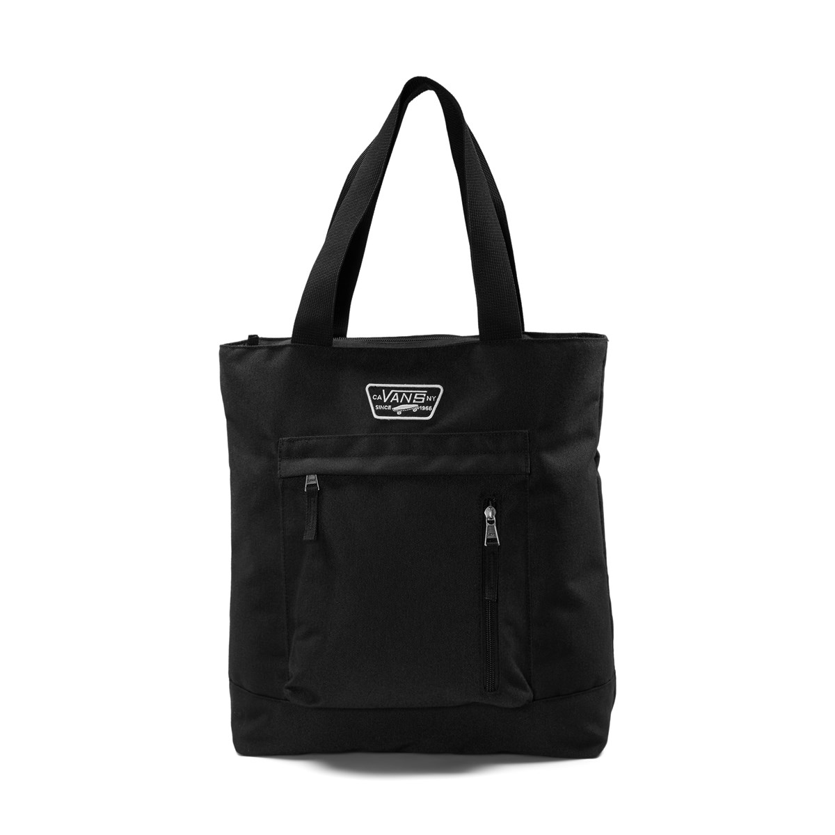 In The Know Tote Bag in Black
