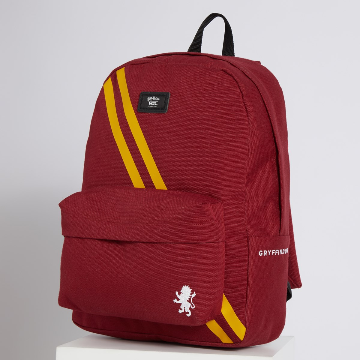 Harry Potter Gyffindor Old Skool III Backpack in Red
