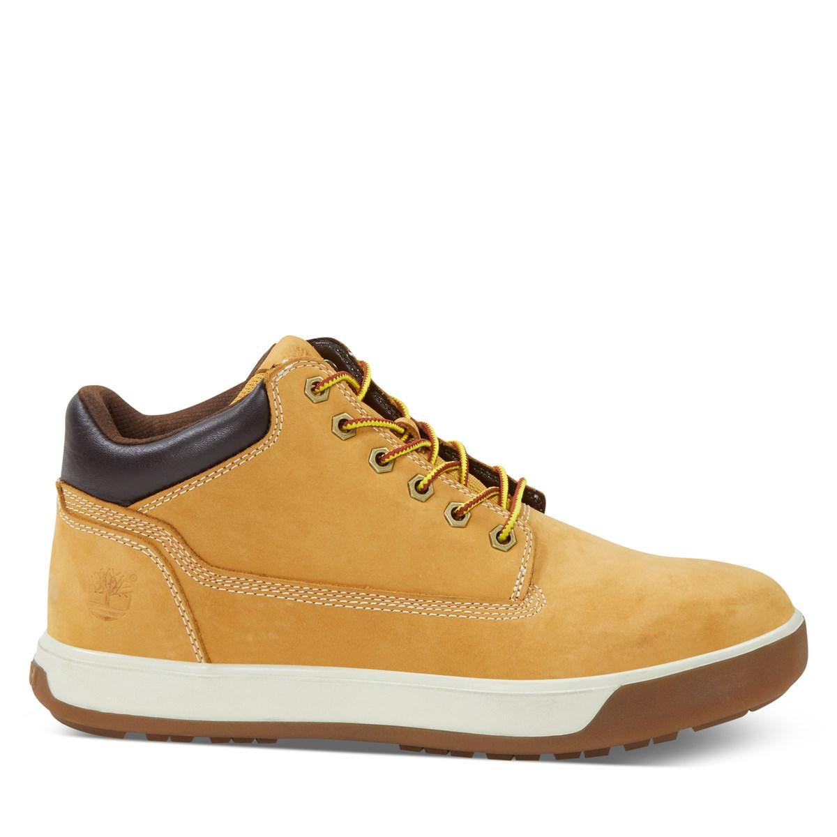 Men's Tenmile Chukka Boots in Beige