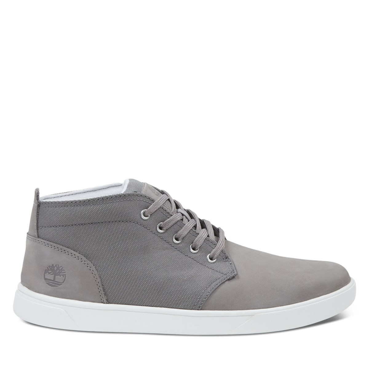 Men's Groveton Chukka Shoes in Grey