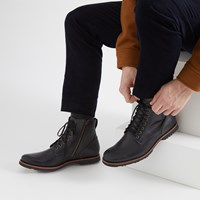 Men's Kendrick Waterproof Boots in Black