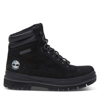Men's Field Trekker Waterproof Boots in Black