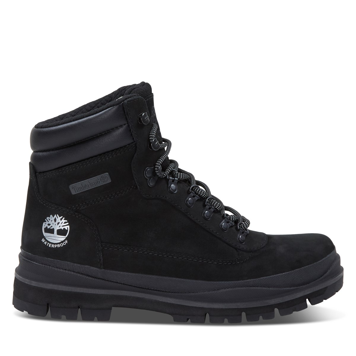 Men's Field Trekker Boots in Black