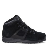 Men's GT Scramble Waterproof Hiking Boots in Black