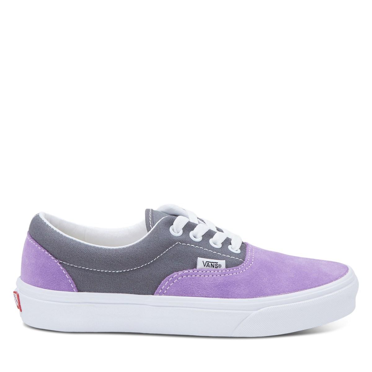 Women's Retro Sport Era Sneakers in Purple