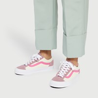 Women's Retro Sport Style 36 Sneakers in Pink