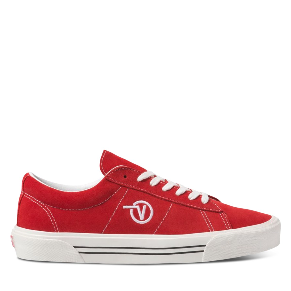 Women's Anaheim Factory Sid DX Sneakers in Red