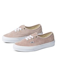 Women's Authentic Sneakers in Light Pink Suede