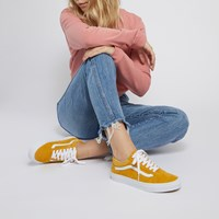 Baskets Old Skool moutarde pour femmes