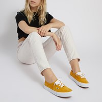 Women's Authentic Sneakers in Yellow