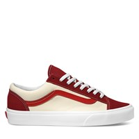 Retro Sport Style 36 Sneakers in Red