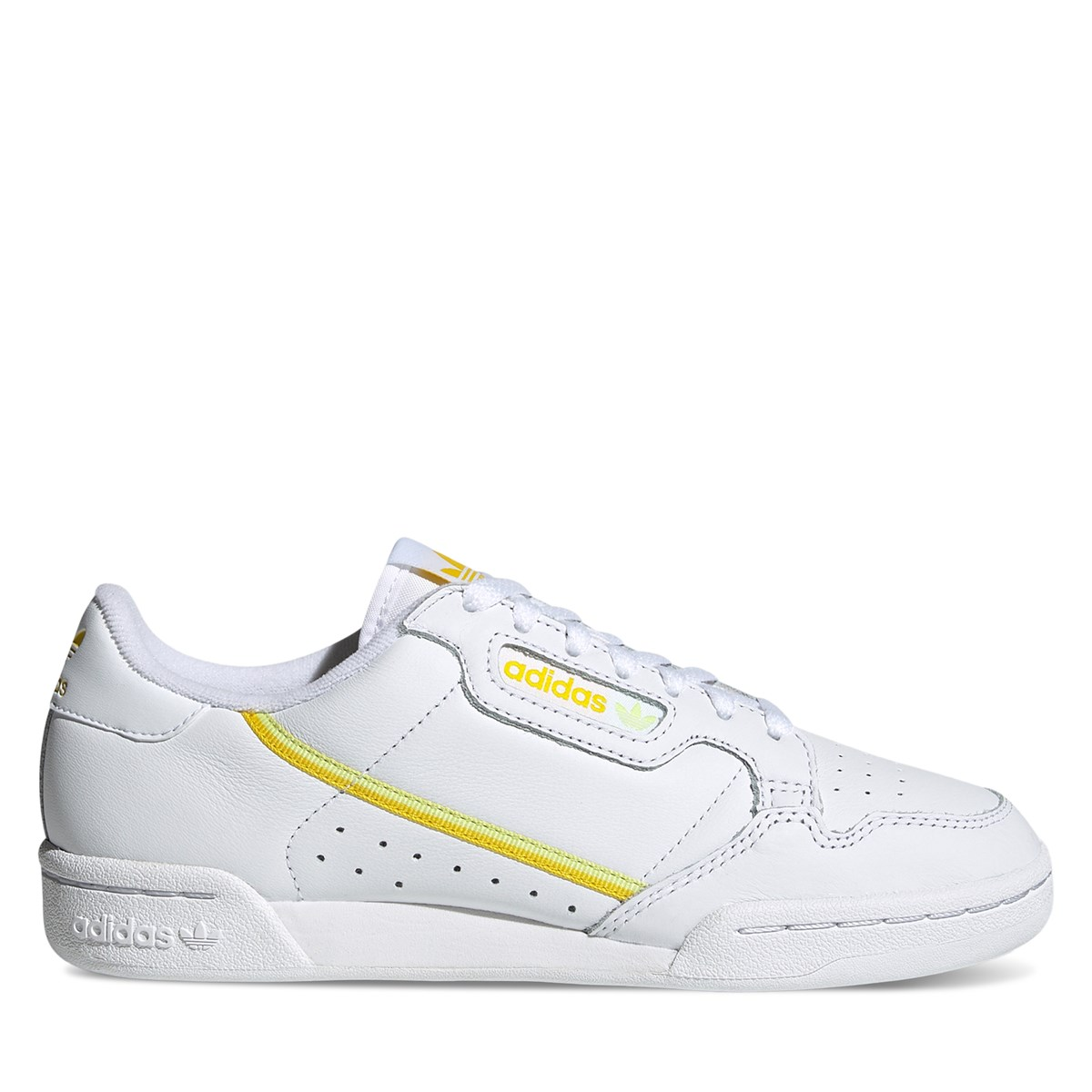 Women's Continental 80 Sneakers in White