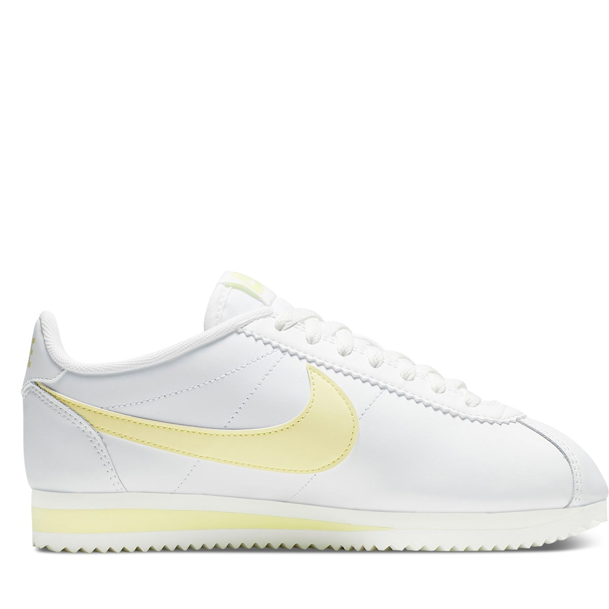 Women's Classic Cortez Sneakers in White