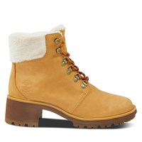 Women's Kinsley Waterproof Mid Hiker Boots in Beige