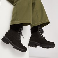Women's Courmayeur Valley Waterproof Boots in Black