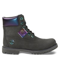 Women's 6 Inch Waterproof Boots in Dark Green