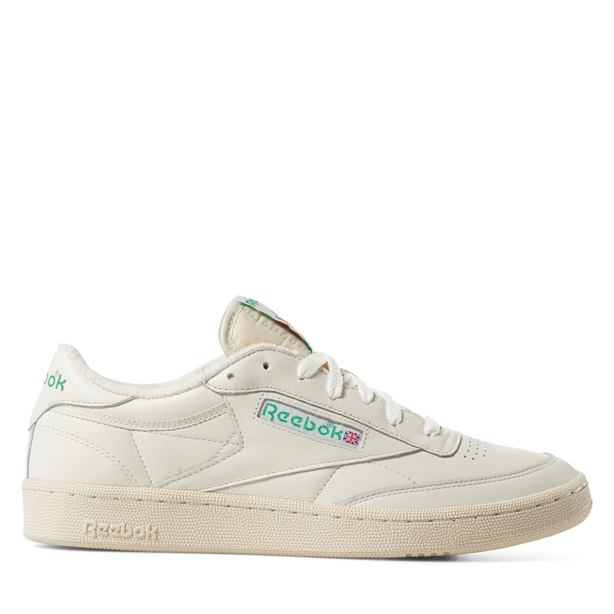 Men's Club C Archive Sneakers in Chalk