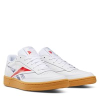 Men's Club C Sneakers in White