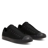 Men's Chuck T Slip Sneakers in Black