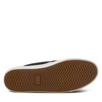 Men's Carlo Heritage Canvas Sneakers in Black