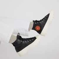 Women's Chuck Hi Lugged Retrogade Waterproof Booties in Black
