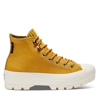 Women's Chuck Hi Lugged Retrogade Waterproof Booties in Yellow