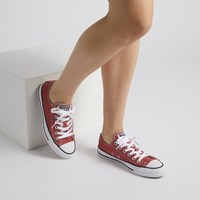 Women's Chuck Taylor Sneakers in Light Red