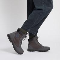 Bottes Pampa Sport Cuff WPN imperméables grises pour hommes