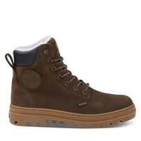Men's Pallabosse SC WPS Boots in Dark Brown