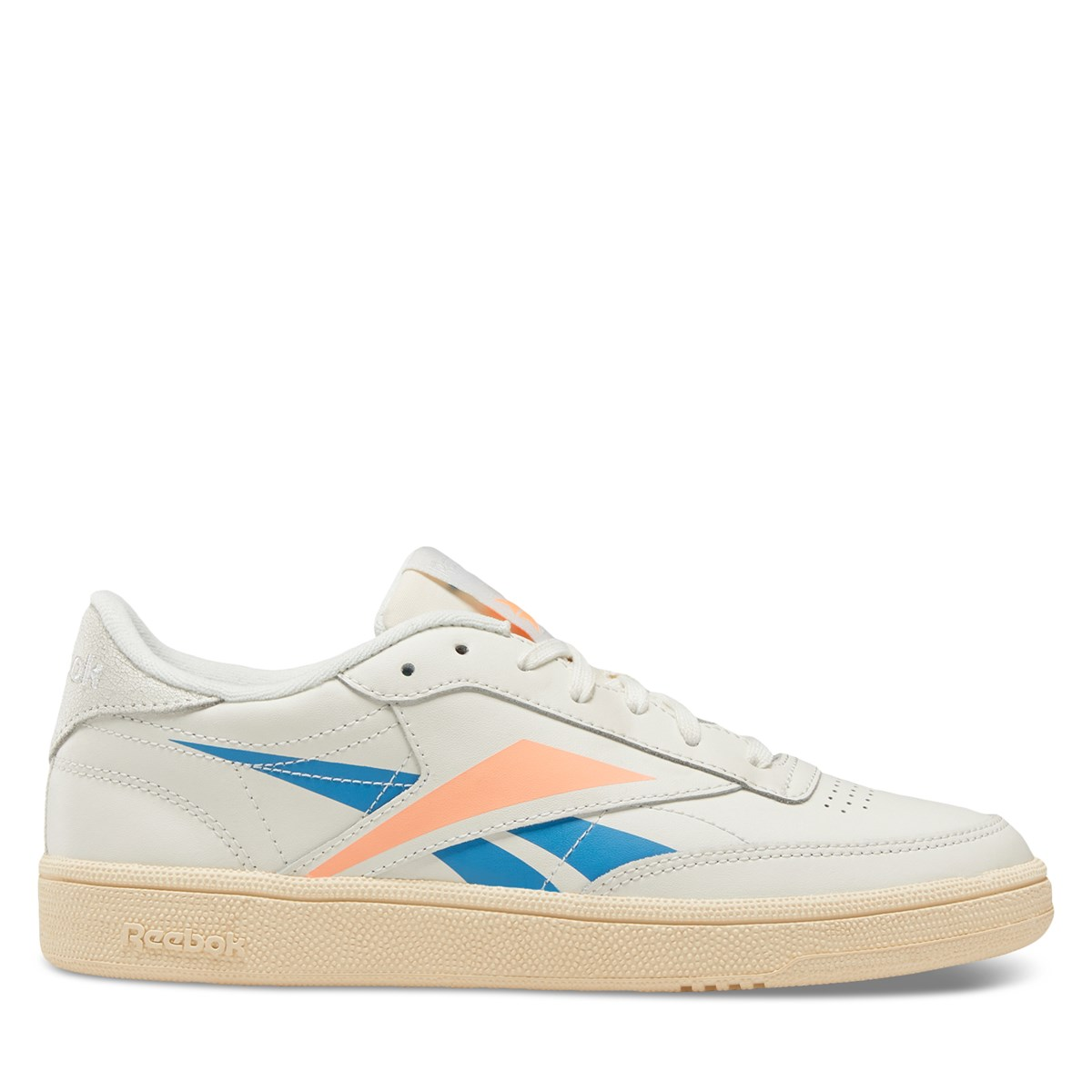 Women's Club C 85 Vector Sneakers in Chalk