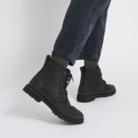 Men's Harkland Waterproof Boots in Black