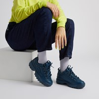 Women's Disruptor II Sneakers in Blue