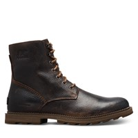 Men's Madson 6 Waterproof Boots in Dark Brown