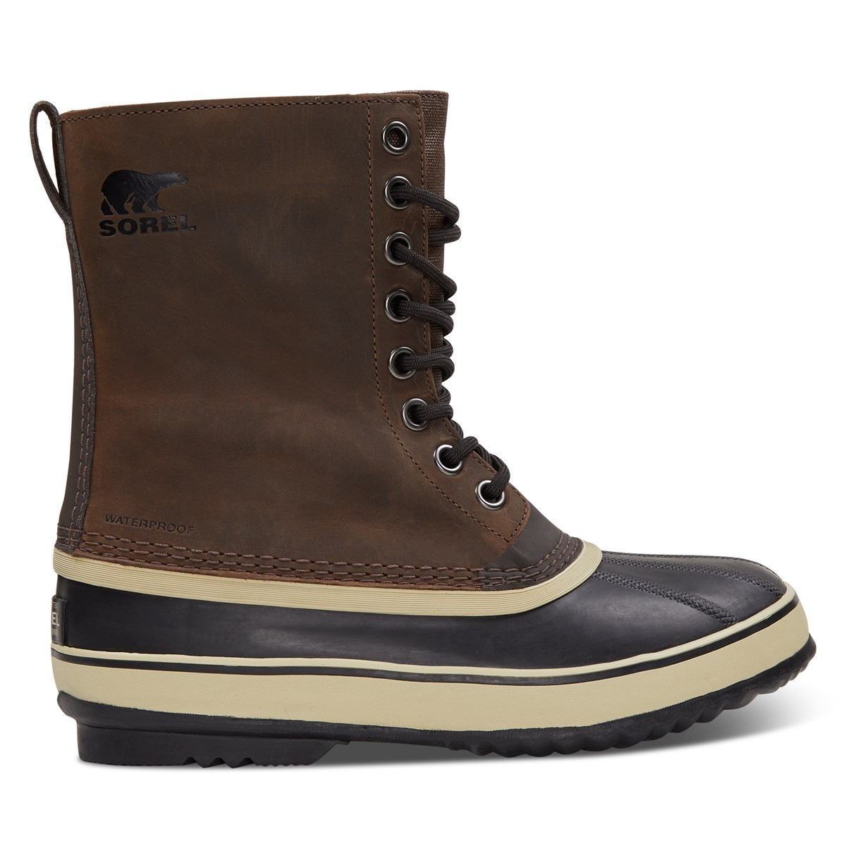 Men's 1964 LTR Boots in Brown