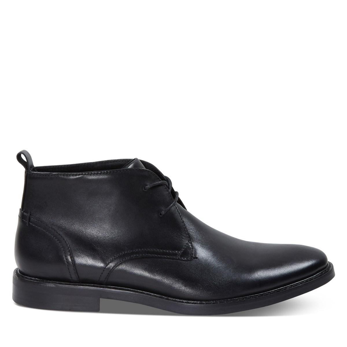 Men's Daniel Chukka Boots in Black