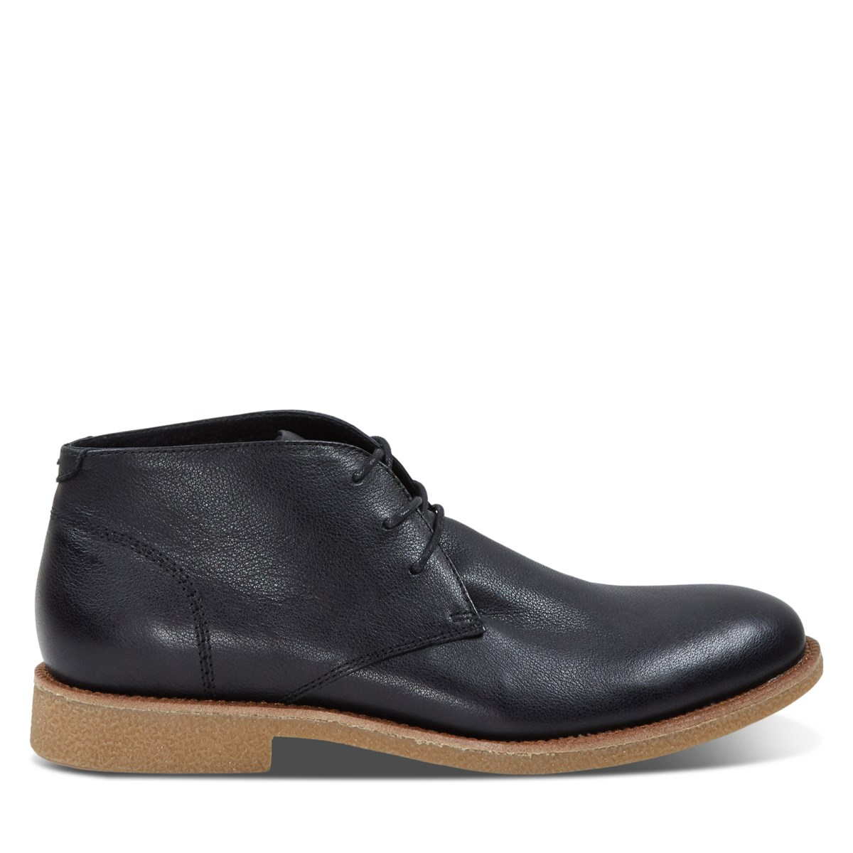 Men's Emilio Chukka Boots in Black