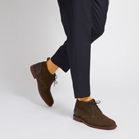 Men's Alexi Chukka Shoes in Dark khaki