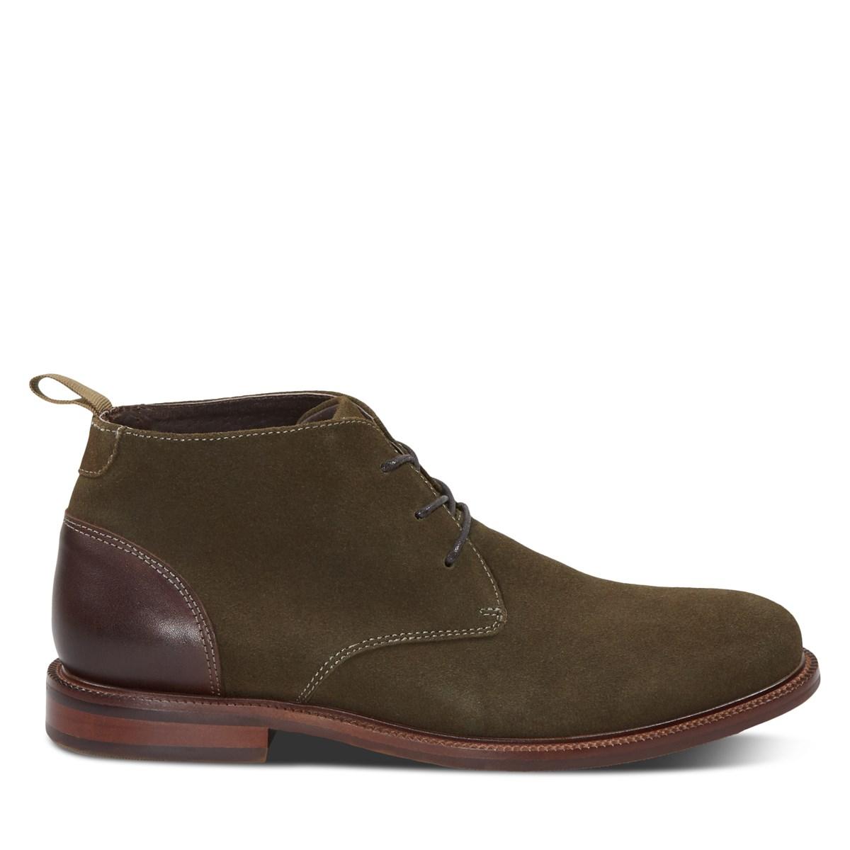 Men's Alexi Chukka Shoes in Dark khaki