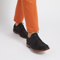 Men's Phillipe Lace-Up Shoes in Black